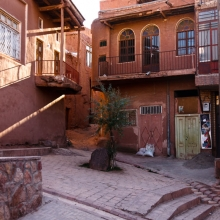 Abiyaneh Village